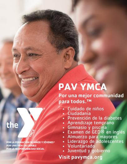 Pav YMCA 2017 Issue 1 Berwyn Magazine Spanish